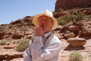 Seattle Life Coach William Wittmann in Arches NP
